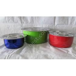 N-1468 Набор кастрюль из пищевой стали