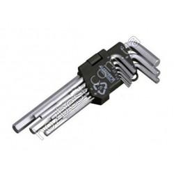N-1659 Набор ключей 9 pc большие