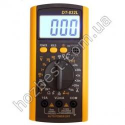 N-1762 Цифровой мультиметр DT-832L