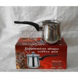 N-1849 Турка для кофе - 540 мл (нержавейка).