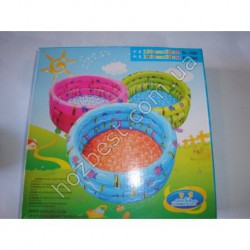 N-2174 Детский надувной бассейн 130х30