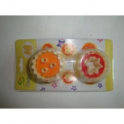 N-3023 Формы для печенья и кексов