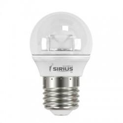 N-3086 Лампы светодиодные с цоколем е27 Sirius G45 4W шар (1-LS-1304) нейтральный свет