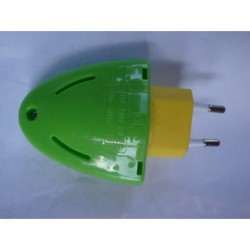 N-3109 Фумигатор зеленый 6W