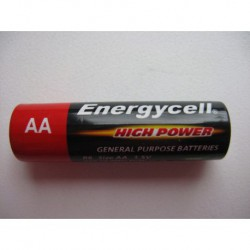 N-3123 energycell high power AA R6