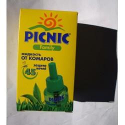 N-3222 Жидкость для электрофумигатора picnic