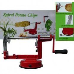 N-3577 Машинка для резки картофеля спиралью SPIRAL POTATO CHIPS