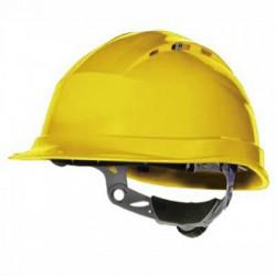 N-3632 Каска строительная Украина (цвет желтый).