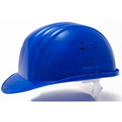 N-3633 Каска строительная Украина (цвет синий).