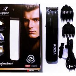Машинка Триммер ROZIA HQ 207 для стрижки бороды и волос на лице