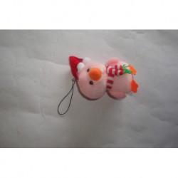 """5426 Мягкая игрушка-брелок """"Петушок"""""""