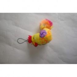 """5321 Мягкая игрушка-брелок """"Петушок"""""""
