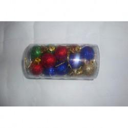 6326 Набор новогодних шаров