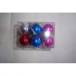 5334 Набор новогодних шаров