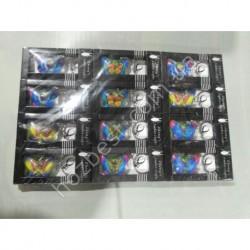 N-387 брелочки бабочки 3д