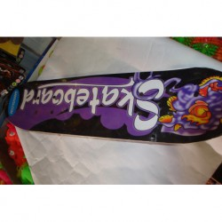 6302 Скейтборд деревянный, 60 см