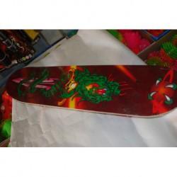 6303 Скейтборд деревянный, 60 см