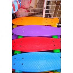 6305 Скейтборд пластиковый , 55 см