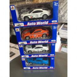 N-5757 Машинки Auto World