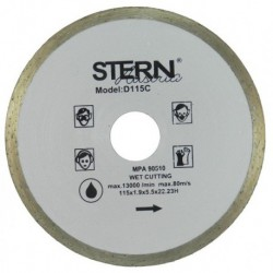 N-5845 Диск по плитке Stern 150х22.2