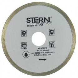 N-5846 Диск алмазный по бетону (камню) 125 мм. STERN
