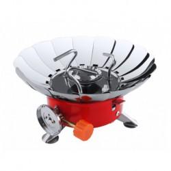 N-5328 Плита портативная с лепестками от ветра (диаметр 13 см)