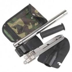 N-5350 Туристический набор 4 в 1 (лопата, топор, пила, нож с зазубринами)