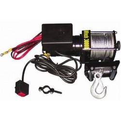 N-5386 Лебедка электрическая 4000 LB 12V 1500 кг