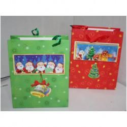 N-5773 Пакет новогодний 26х32х10 см