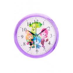 N-5601 Часы настенные детские Фиксики