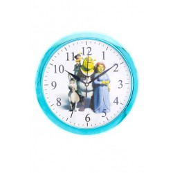 N-5602 Часы настенные детские Шрек