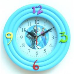 N-5608 Часы настенные детские Холодное сердце