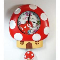 N-5611 Часы настенные детские гриб