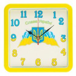 N-5802 Часы настенные Украинская символика