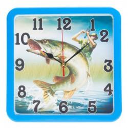 N-5808 Часы настенные Рыбацкая тематика