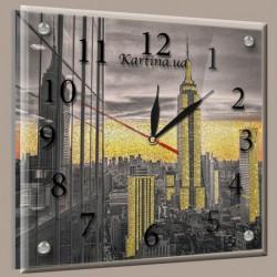 N-5878 Часы картина 25х25