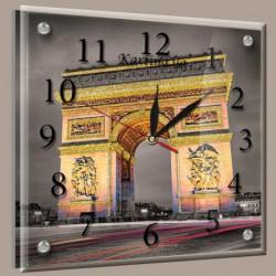 N-5882 Часы картина 25х25