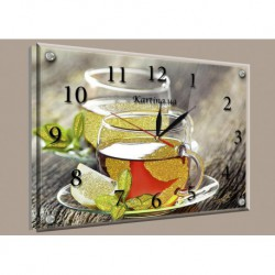 N-5894 Часы картина 25х35см