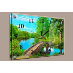 N-5905 Часы картина 25х35см