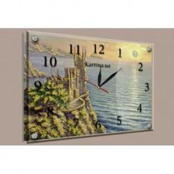 N-5906 Часы картина 25х35см