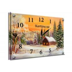 N-5907 Часы картина 25х35см