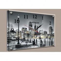 N-5910 Часы картина 25х35см