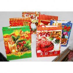 N-5912 Пакет новогодний 26х32х10 см