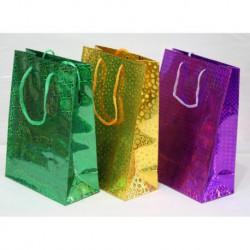 N-5940 Пакет подарочный 14-11см