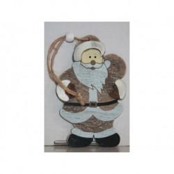 N-6079 Новогодняя игрушка на ёлку Дед мороз