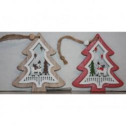 N-6087 Новогодняя игрушка на ёлку Ёлочка