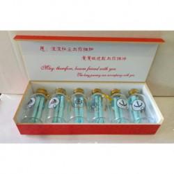 N-6103 Бутылочки с пожеланиями 6шт