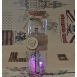 N-6110 Бутылочки с пожеланиями 1шт