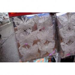 N-6928 Игрушка-украшение бабочка