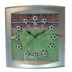 N-7198 Часы настенные Футбол